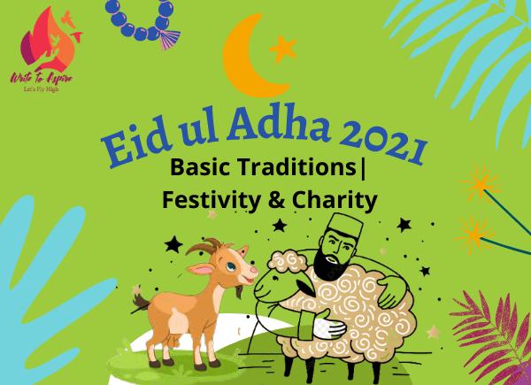 Eid ul Adha 2021 - write to aspire