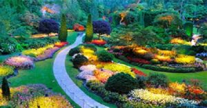 most beautiful floral gardens