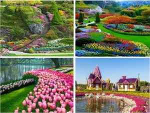 10 of the most beautiful and fantastic gardens around the world