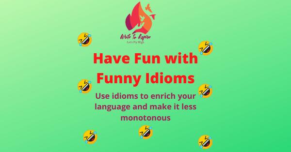 comic idioms