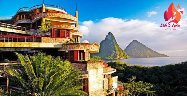 Jade Mountain Resort St. Lucia/write-to-aspire