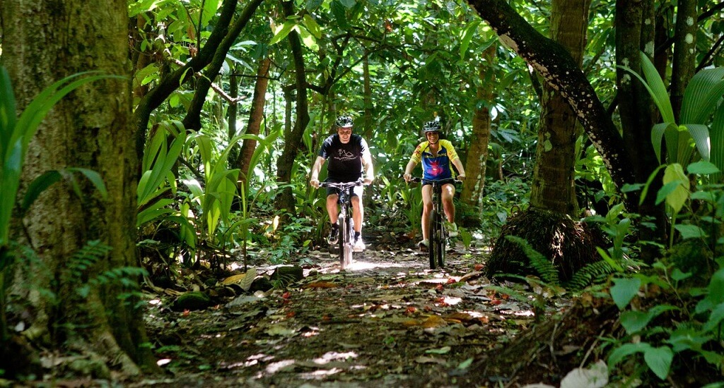 Jade mountain resort St. Lucia bike riding/writetoaspire