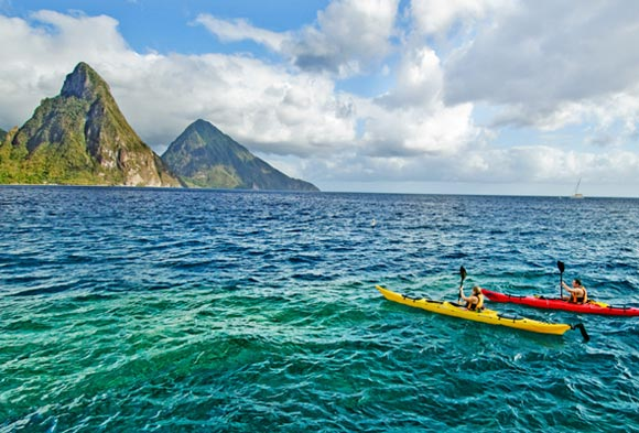 Jade mountain resort St. Lucia water-sports/ writetoaspire