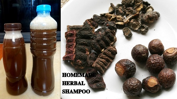 amla organic shampoo -write to aspire