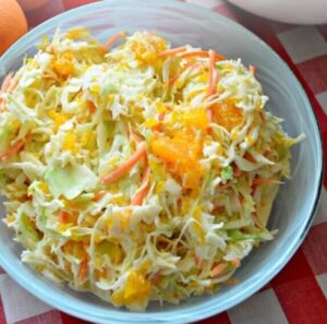 orange layer for chicken cake- write to aspire