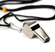 Whistle in hiking backpack/writetoaspire.com