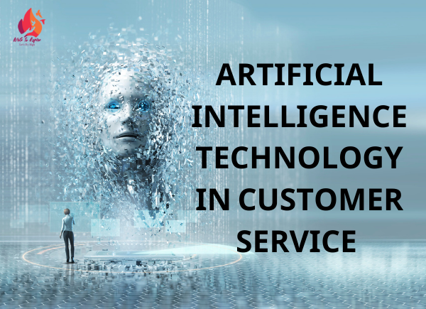 Artificial Intelligence and customer service- write to aspire