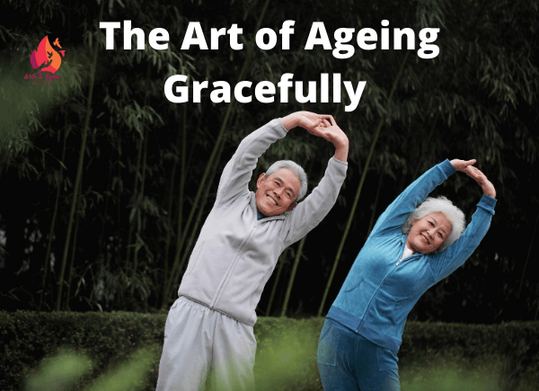 ageing gracefully-write to aspire