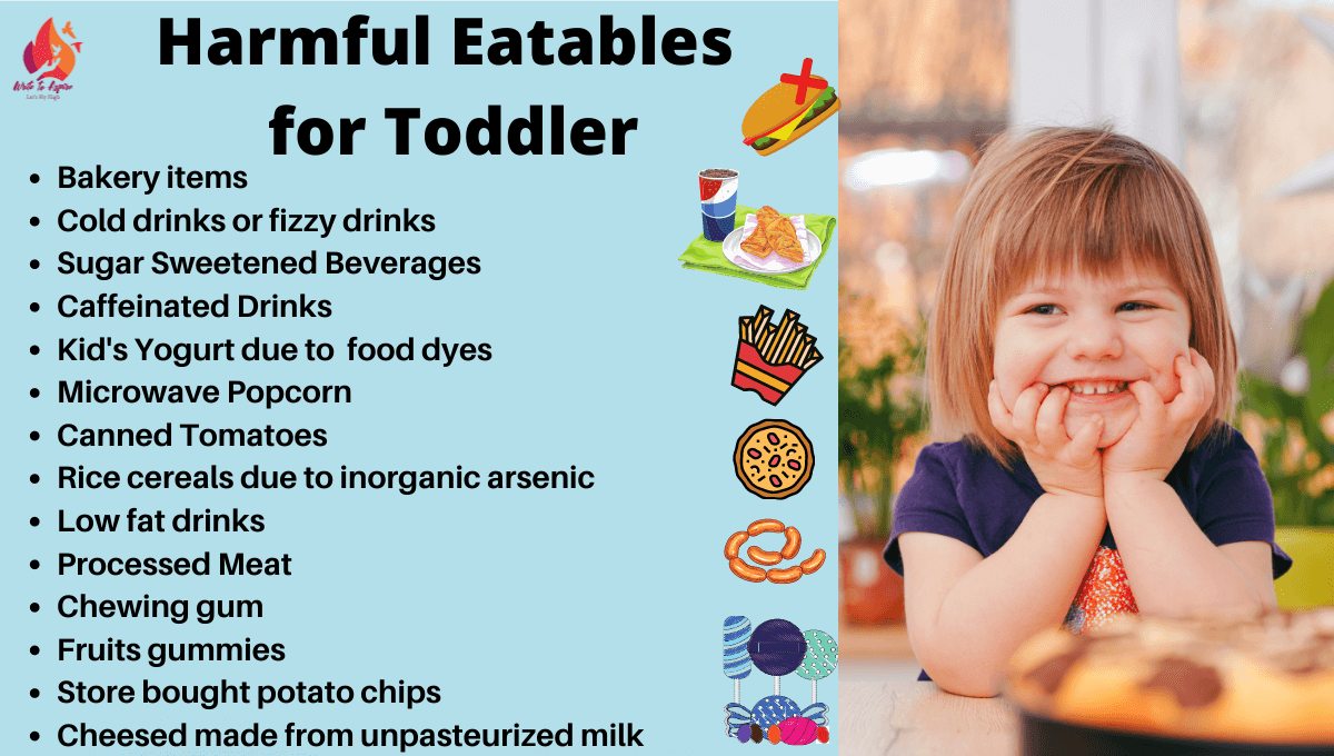Harmful ingredients - Immune system booster for toddler- write to aspire