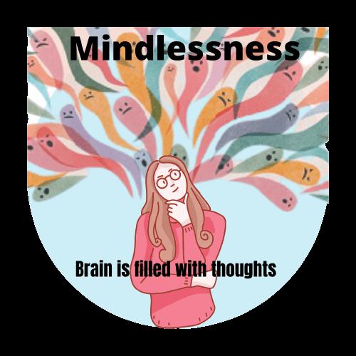 mindlessness- write to aspire