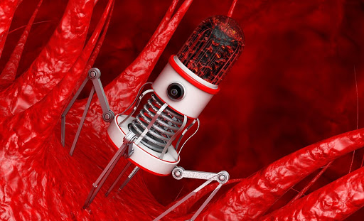 nanorobots in nanotechnology/writetoaspire