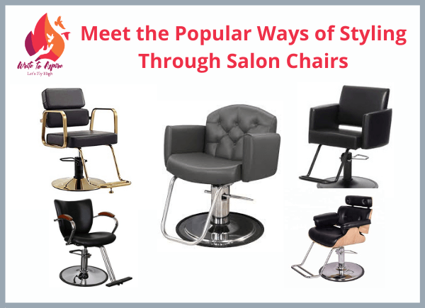 salon chairs-write to aspire