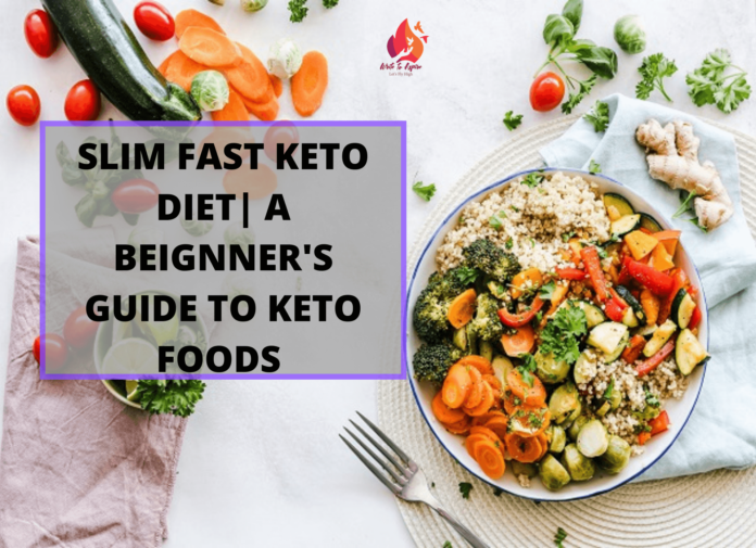 slim fast keto diet= write to aspire