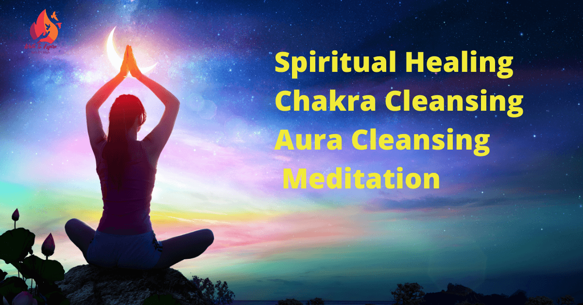 Chakra cleansing meditation- writ to aspire