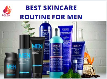 best skincare routine for men-write to aspire