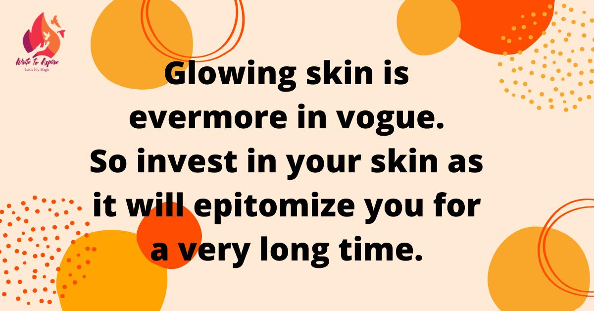 pure skin-write to aspire