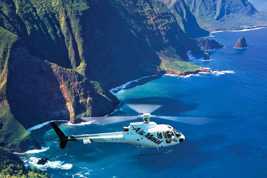 Maui Activities - Hawaii Discount Activities Air Maui CircleMaui Awesome Helicopter Tour- things to do in Maui - write to aspire
