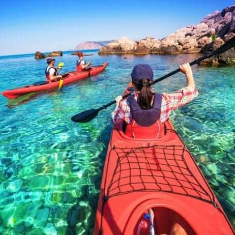 Maui Kayaks- things to do in Maui- write to aspire