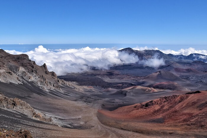 haleakala national park- Top turist attractions in Maui- write to aspire