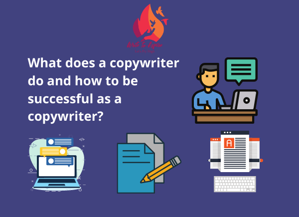 what the job of a copywriter is-write to aspire