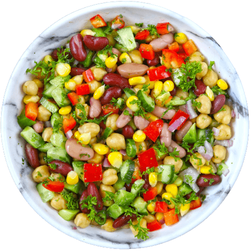 is it healthy to eat salads every day- write to aspire