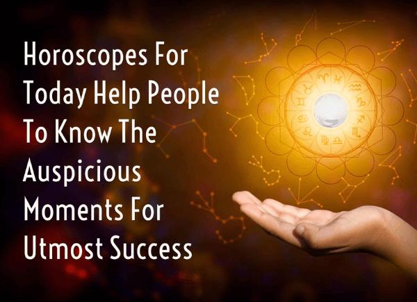 horoscopes for today-write to aspire
