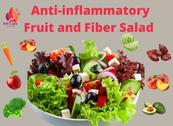 anti-inflammatory salad-write to aspire