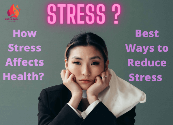 How Stress Affects Health- write to aspire