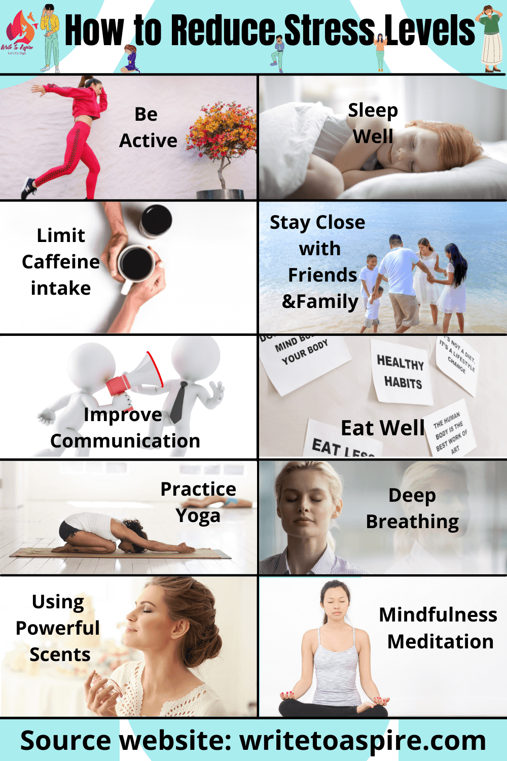 how stress effects health