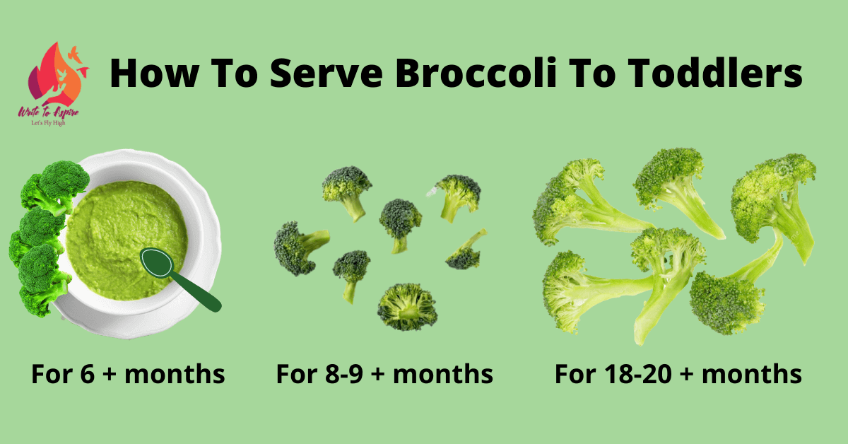 different ways to serve broccoli to toddlers-write to aspire